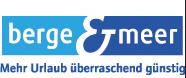 Berge & Meer Reisen Logo